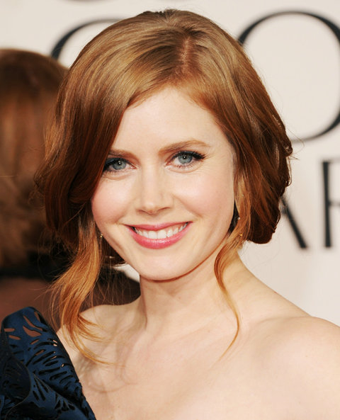Fantastic The Top 10 Redheads In Hollywood Instyle Com Hairstyles For Men Maxibearus