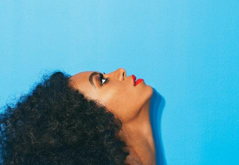 Solange Knowles in Blow Me a Kiss by Alice Harris