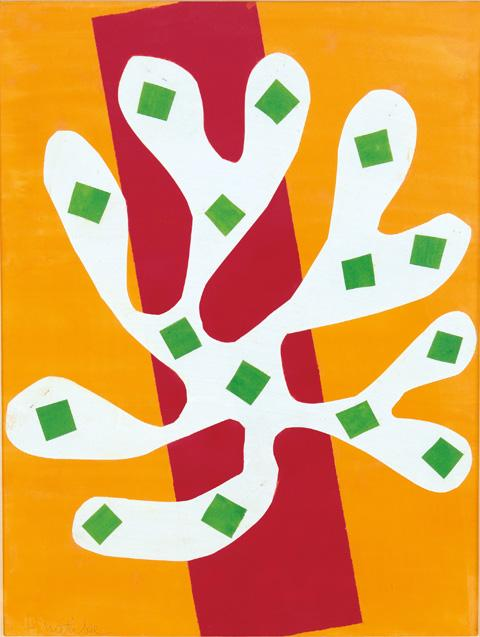 matisse-cut-out-exhibit