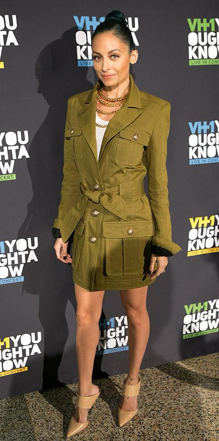 Nicole Richie VH1 Fashion