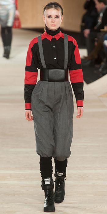 Marc by Marc Jacobs FW 2014 NYFW