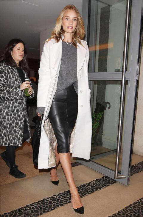 Rosie Huntington-Whiteley in Zadig & Voltaire