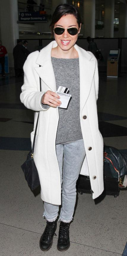 Celebrity Sightings In Los Angeles - February 23, 2015
