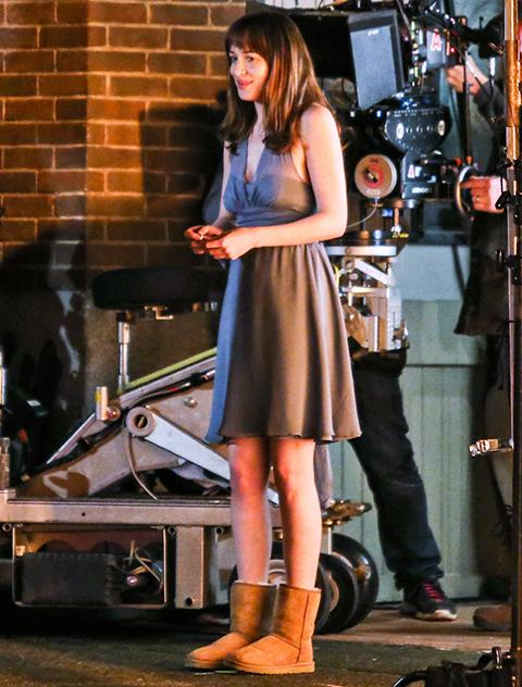 Anastasia Steeles Outfits From Fifty Shades of Grey InStyle