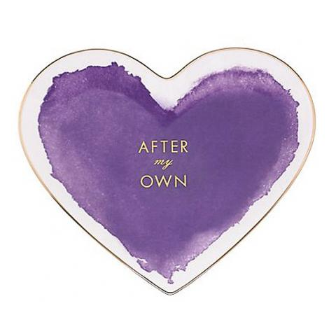 Heart Dish from Kate Spade
