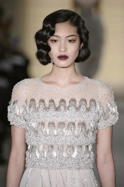 Marchesa - Runway RTW - Fall 2015 - New York Fashion Week