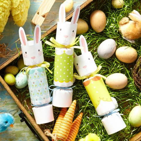 Bunny Party Crackers