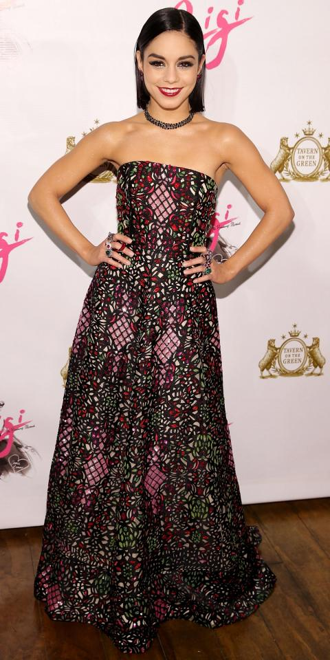 Vanessa Hudgens in Alice + Olivia