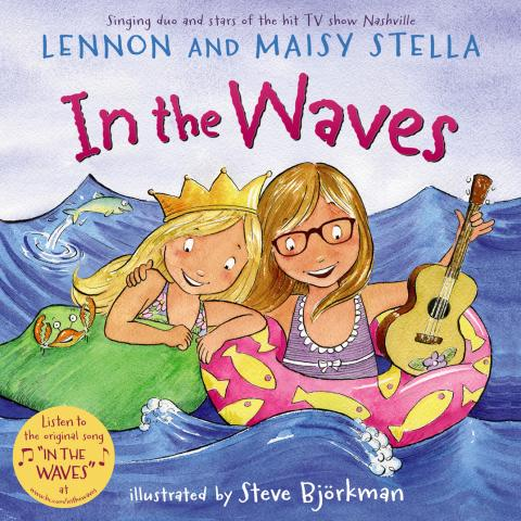 Lennon and Maisy Stella - Embed