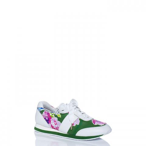 Floral sneakers embed 9
