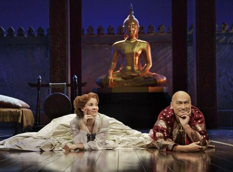 The King and I embed 2