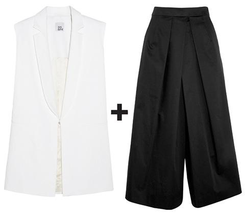 Perfect Pairs - vests and culottes embed 3