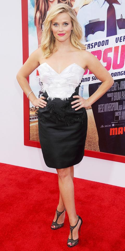 Reese Witherspoon in Prabal Gurung