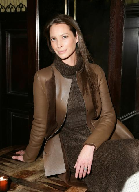 NY: EDITORIALIST Spring Issue Launch Party with Christy Turlington