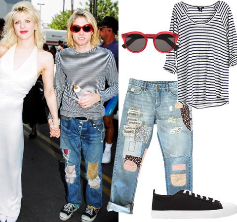 161e88beff9 Come as You Are  A Sartorial Tribute to Kurt Cobain