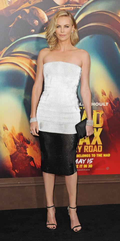 Mad Max: Fury Road Premiere CA