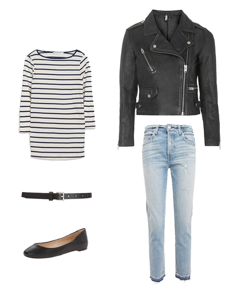 'Papa Don't Preach' outfit