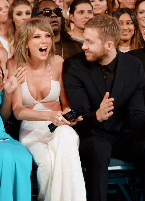taylor swift and calvin harriss cutest moments from the
