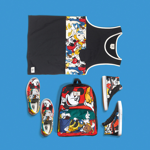 Vans x Disney Collection