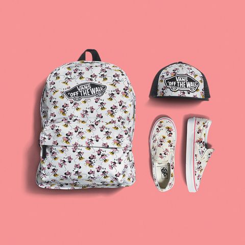 Vans and Disney embed 3