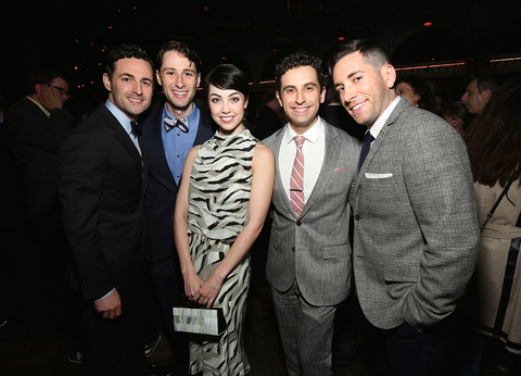 Tony Award Cocktail Party