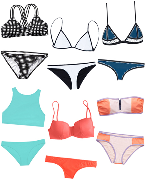 69b94b8be4 Shop Chic Swimsuits Under  100