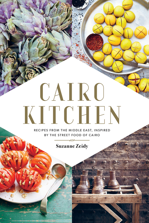Cairo Kitchen Book - Embed
