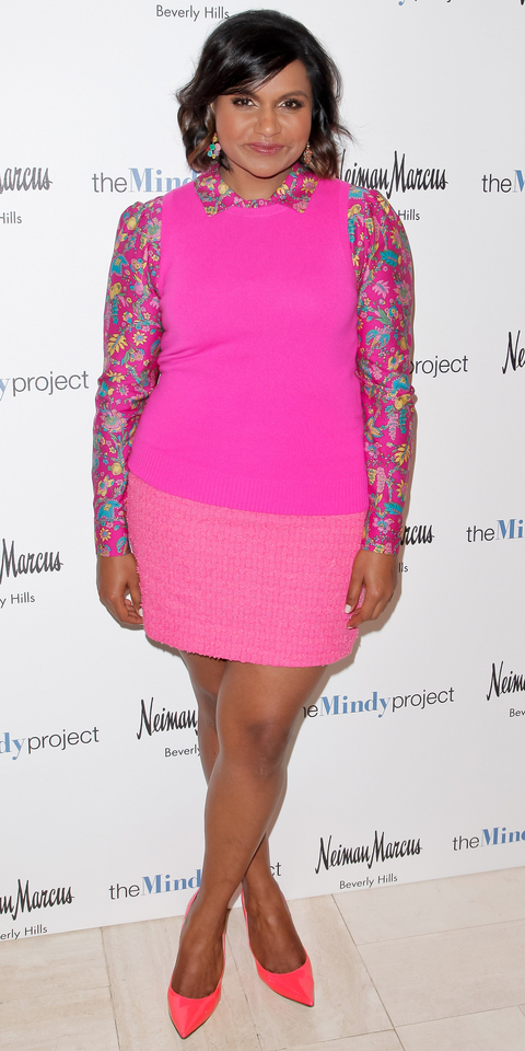 The Mindy Project Costume Design Event For Members Of The Academy Of Television, Arts & Sciences