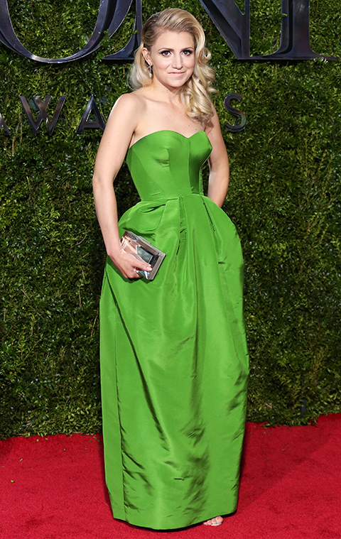 Annaleigh Ashford 2015 Tony Awards