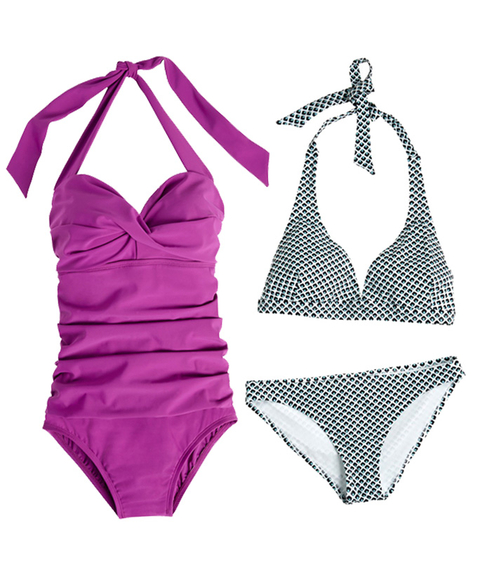 how to find the swimsuit for your body type