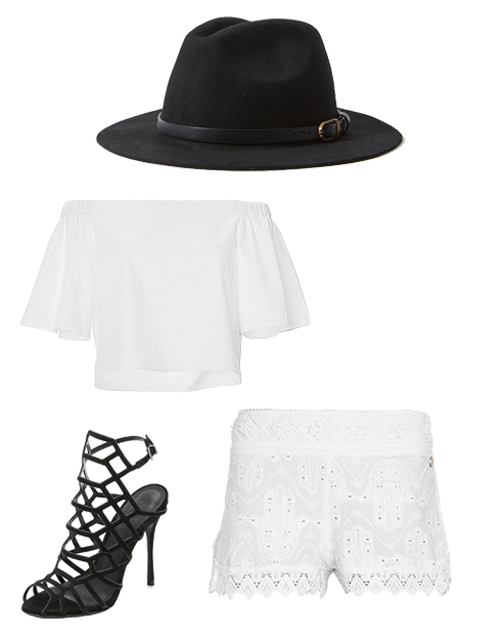 Beyonce's White Outfit - Embed