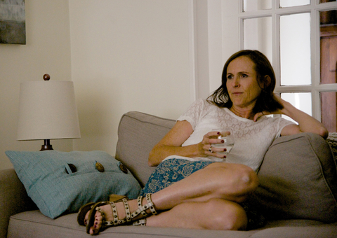 Molly Shannon in Me and Earl and the Dying Girl