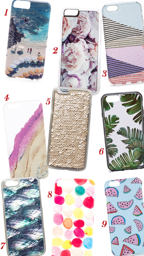 IPhone cases embed