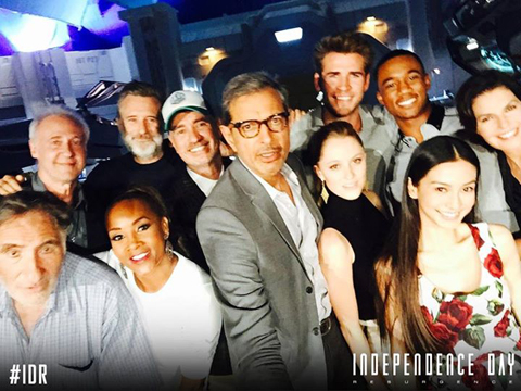 Independence Day Cast