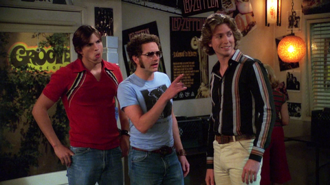Josh Meyers on That 70s Show