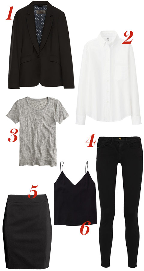 Clothing Classics for Women: Wardrobe Staples