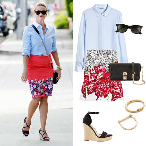Celebrity Inspired July Fourth Outfits - Embed - 4