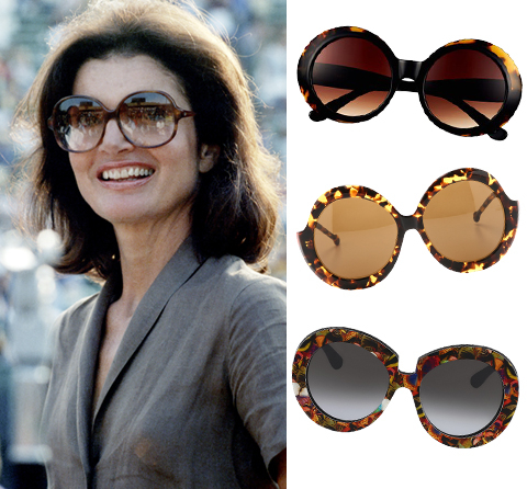 Shop Your Sunglasses Like a Vintage Icon