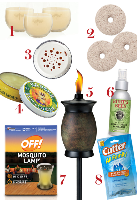 Charming If You Plan On Entertaining Outdoors This Summer, Fear Not. We Went On Bug  Patrol And Came Up With A List Of Easy Ways To Keep Pesky Mosquitoes From  Ruining ...