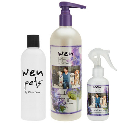 WEN cleansing conditioner for pets