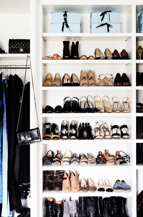 Walk-in Closet Inspiration - Embed - 1