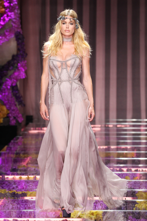 Versace Couture Show