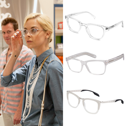 Celebrities Wearing Glasses - Embed - 1