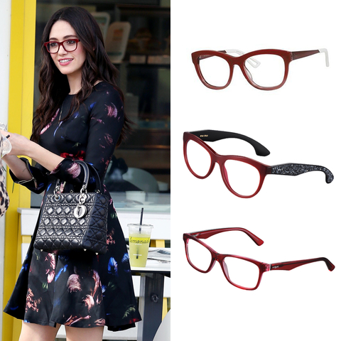 Celebrities Wearing Glasses - Embed - 3