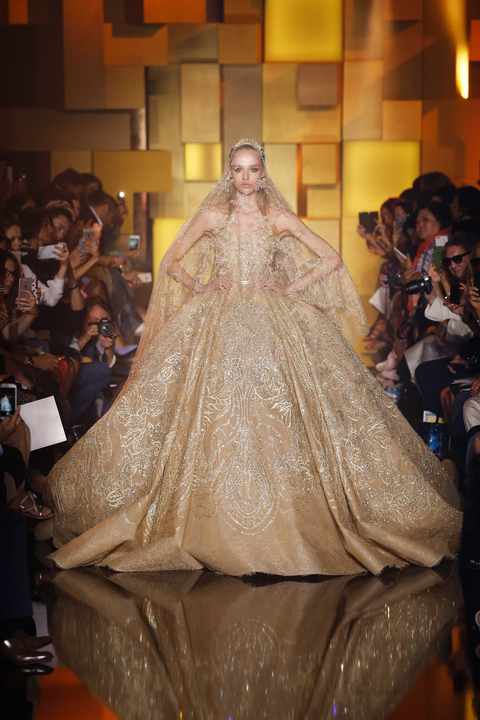 Elie Saab - Bridal Couture - Lead