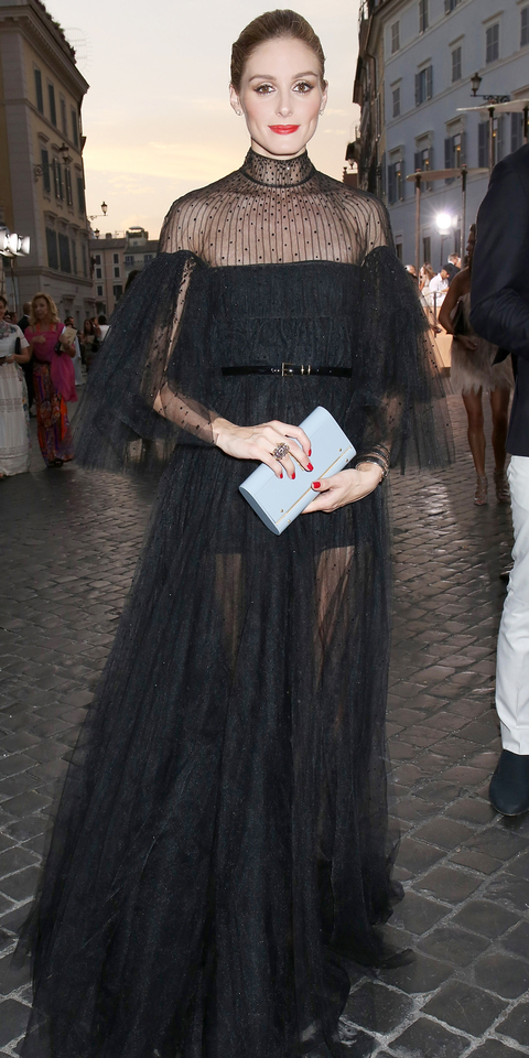 Valentino  - Arrivals - AltaRoma AltaModa Fashion Week Fall/Winter 2015/16