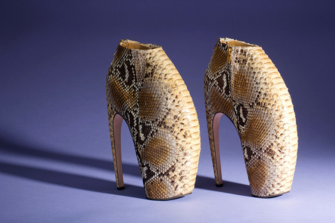 f63dae87e7f0 3 New Pairs of Alexander McQueen s Armadillo Heels Are Up for ...