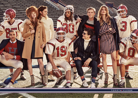 Tommy Hilfiger Campaign - Embed - 2