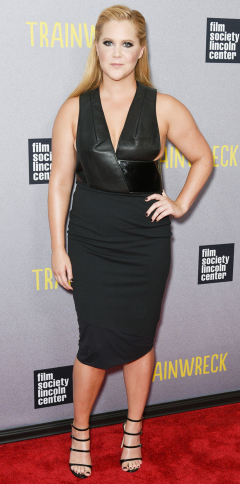 'Trainwreck' film premiere, New York, America - 14 Jul 2015