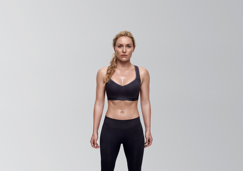 Under Armour High Bra Campaign